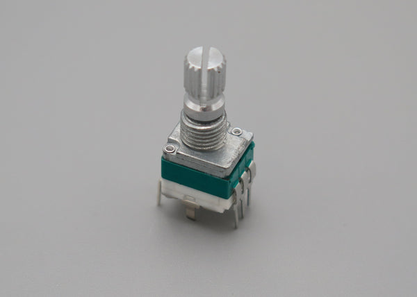 Potentiometer, B10K with switch.  Pack of 6