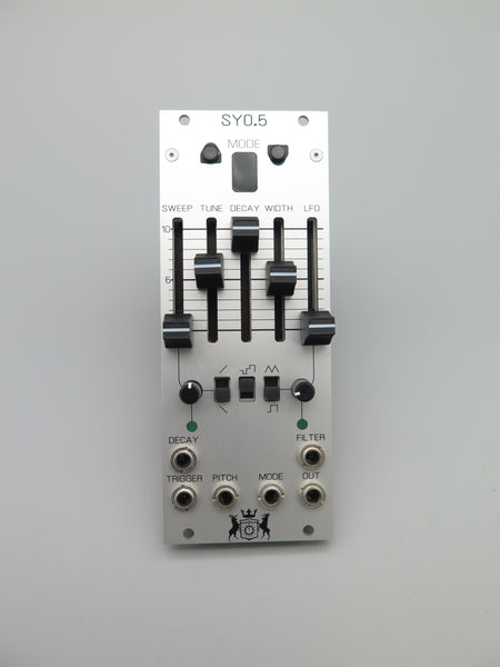 SY0.5 Analog drum module (PRE ORDER, Special Pricing)