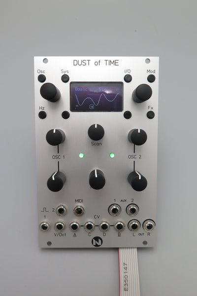 Dust of Time, Dual Stereo Oscillator