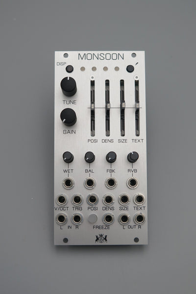 Monsoon - 12HP Clouds with independent Parameter Controls