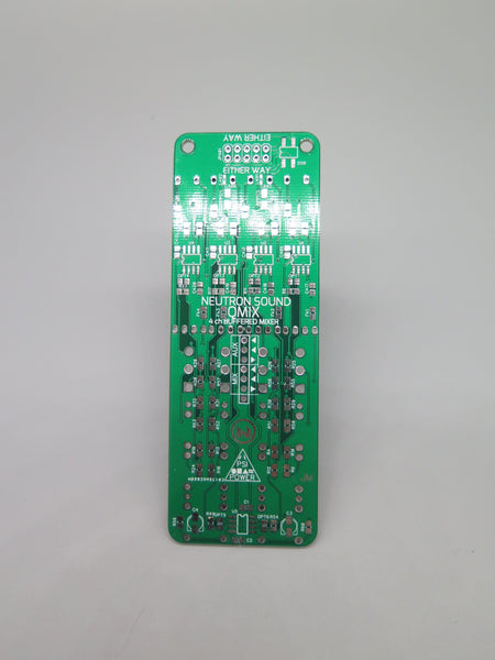 Neutron Sound Quad VCA PCB