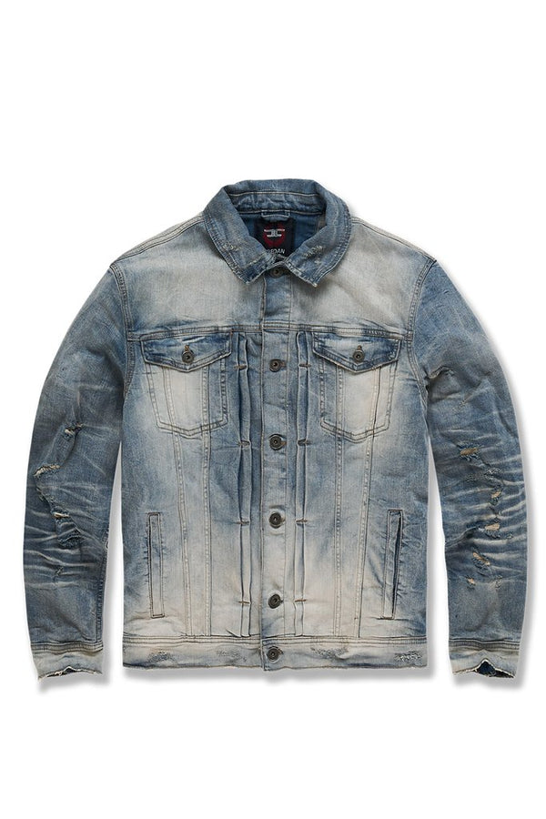 Denim Jacket Lager Wash
