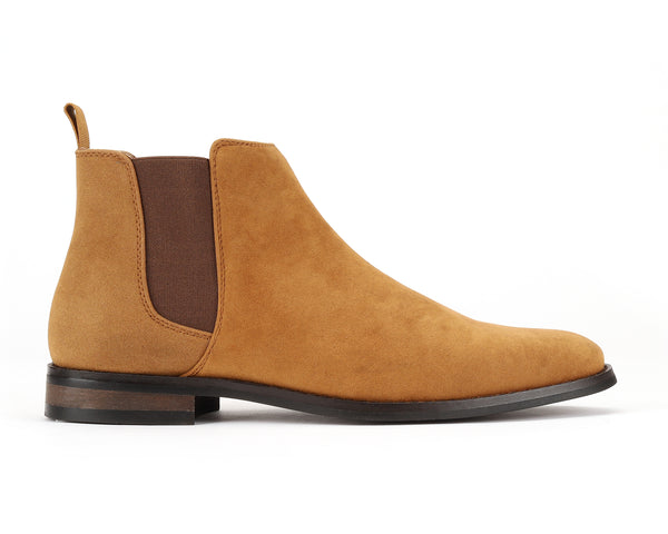 CHELSEA BOOT CAMEL