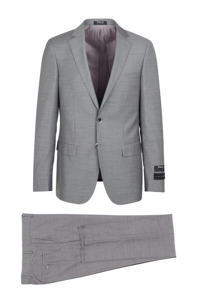 TIGLIO SLIM FIT PORTO HEATHER GRAY SUIT