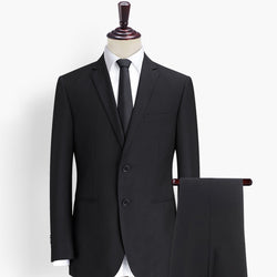 Randall Scott 2 Piece Black suit