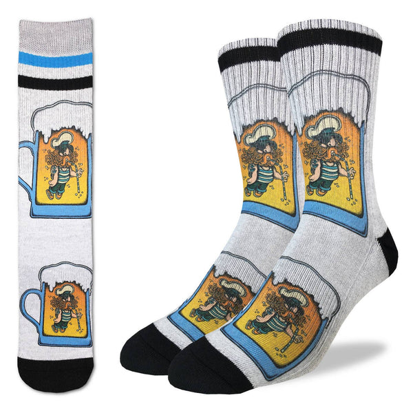 Men's Drunk Captain Socks