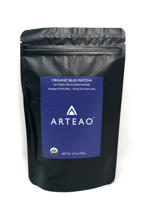 Organic Blue Matcha - Butterfly Pea Flower Powder (3.5 oz, 100 g)