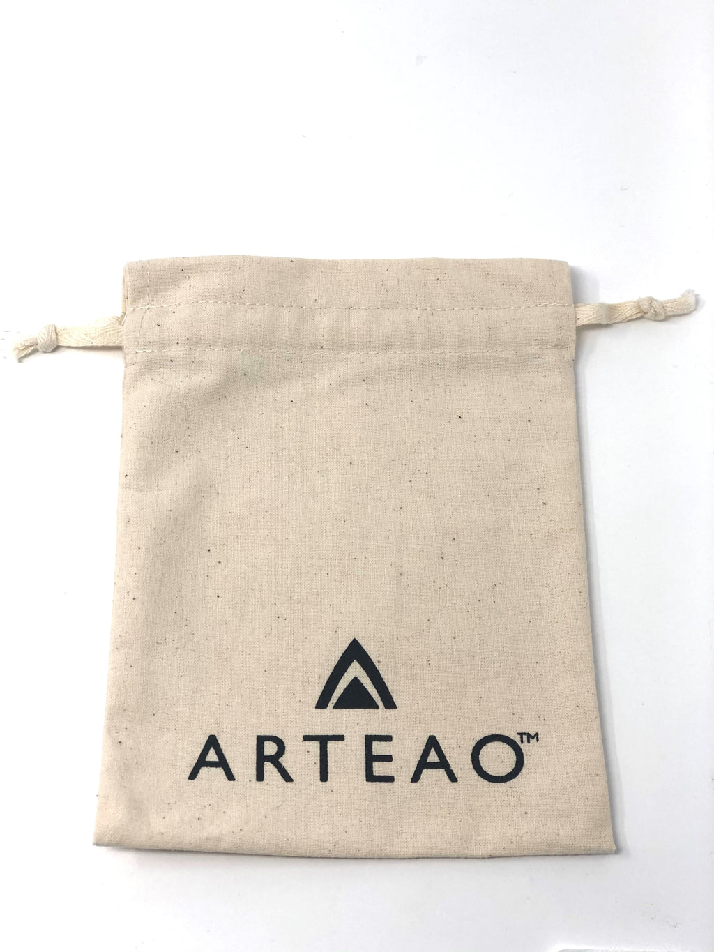 XS - Natural Cotton Pouch