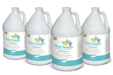 Load image into Gallery viewer, BAC-D Hand Sanitizer and Wound Care - 1 Gallon Refill Value Pack of 4
