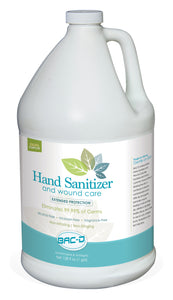 BAC-D® Hand Sanitizer and Wound Care - 1 Gallon Refill