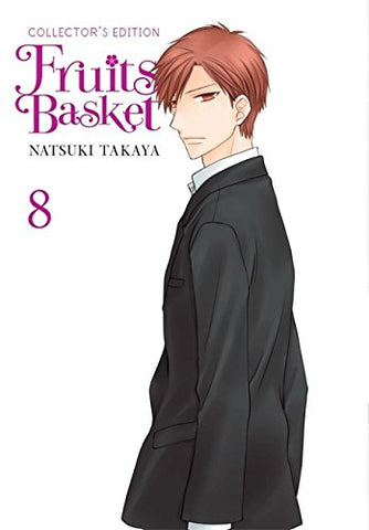 Fruits Basket Collector's Edition Vol 8