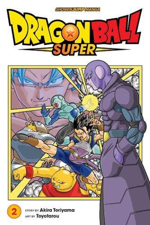 DRAGON BALL SUPER VOL 02
