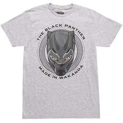 Black Panther Made In Wakanda T-shirt