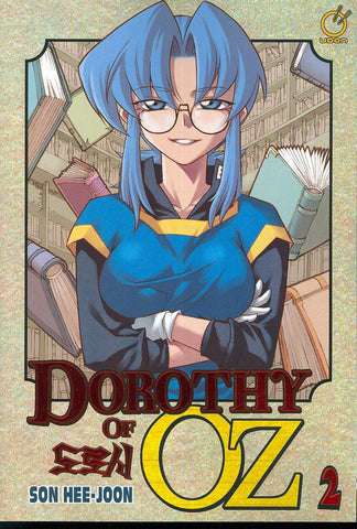 DOROTHY OF OZ VOL 02