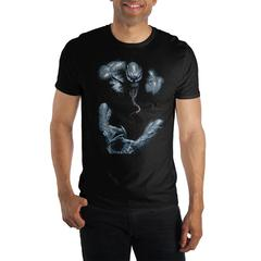 Venom Angry Muscle Men's Black T-Shirt