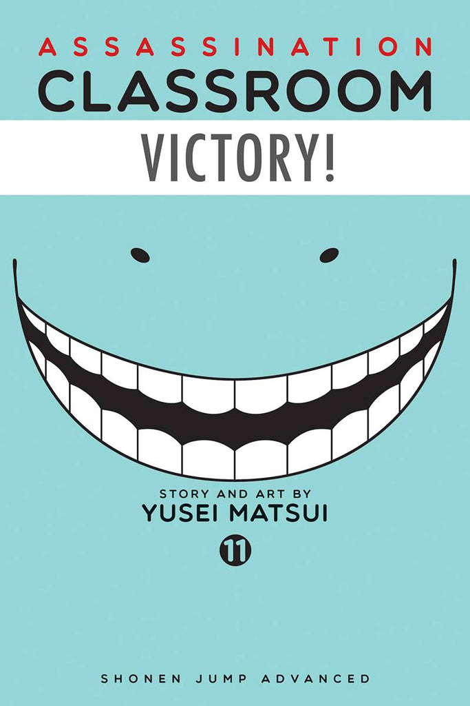 ASSASSINATION CLASSROOM VOL 11