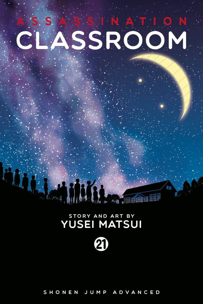 ASSASSINATION CLASSROOM VOL 21