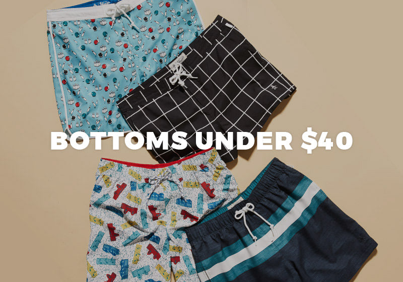 BOTTOMS UNDER $40