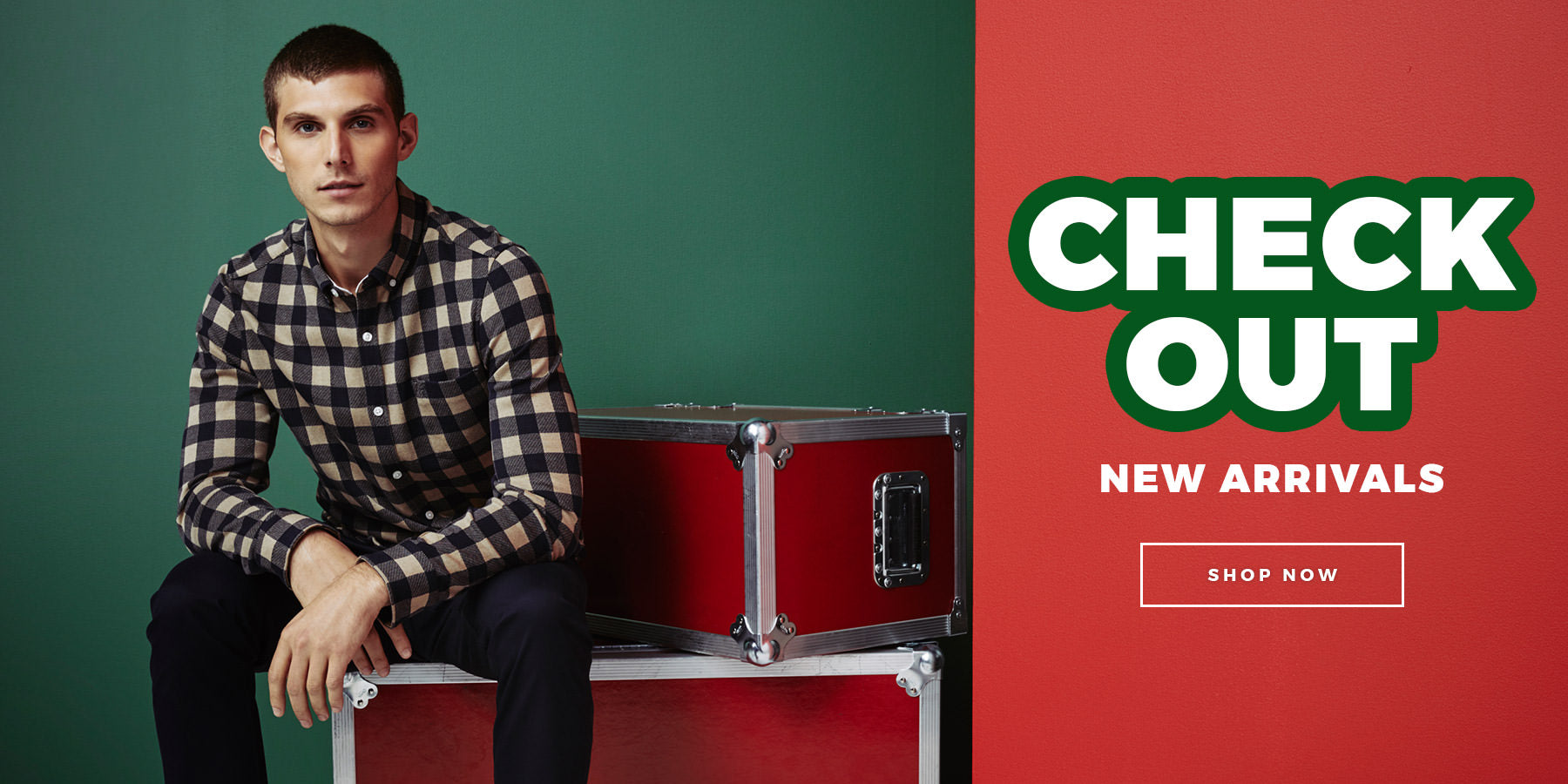 Check Out New arrivals - Shop Now