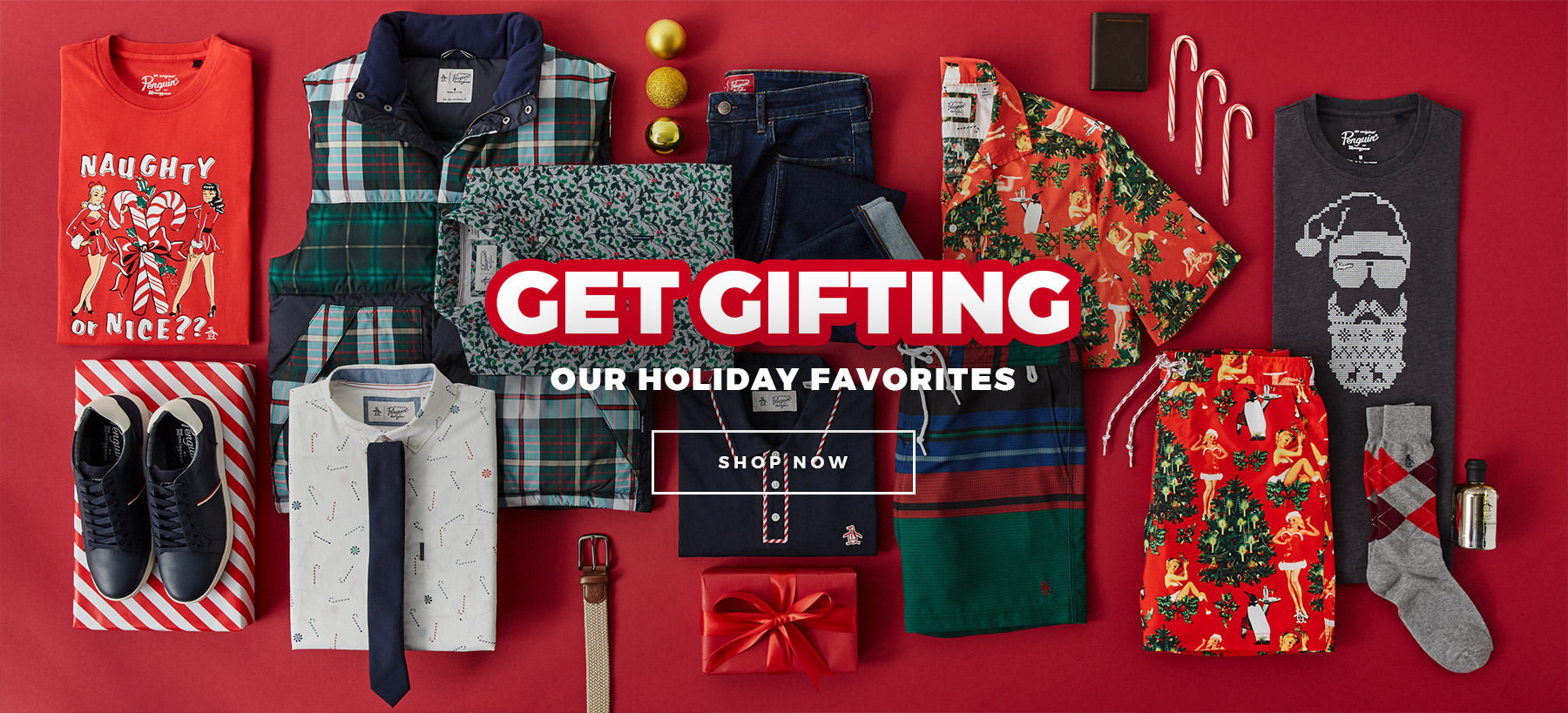 Get Gifting Our Holiday Favorites - Shop Now
