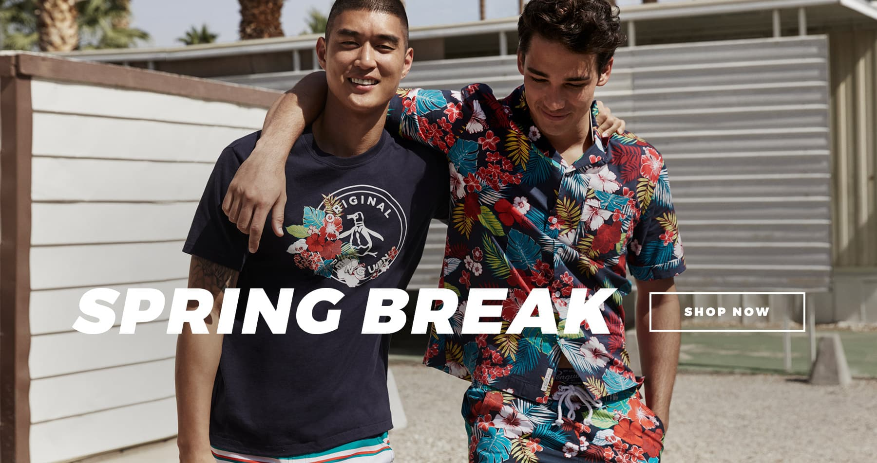 Spring Break - Shop Now