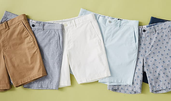 The Short List - Shop Shorts