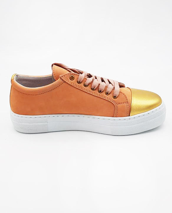 ET AL Shoe Design | Sigrid, eleganter Damen Sneaker Rose