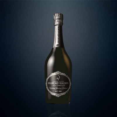 Billecart Salmon, Brut Cuvee Nicolas Francois Billecart 2002