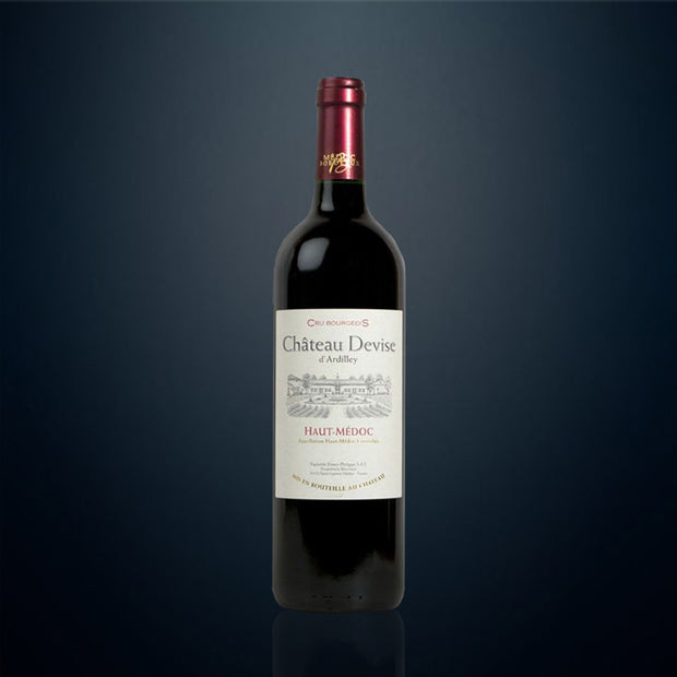 Château Devise D'Ardilley, Haut Médoc 2011 (Case of 6 Bottles)