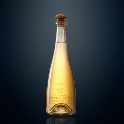 Henri Giraud, Fût de Chêne Blanc de Blancs 2004 (Limited stock allocation, email for enquiry)