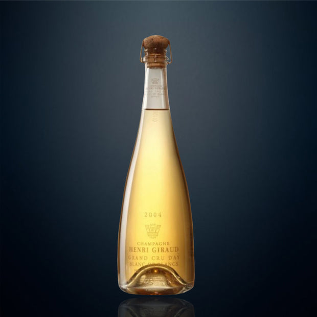 Henri Giraud, Fût de Chêne Blanc de Blancs 2004 (Limited stock allocation)