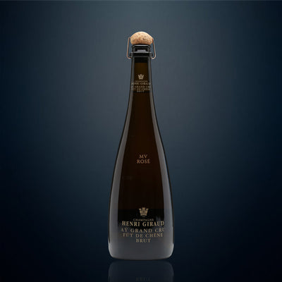 Henri Giraud, Fût de Chêne Rosé MV (Limited stock allocation, email for enquiry)