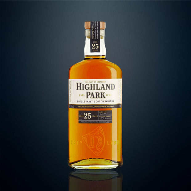 Highland Park 25 Year Old (Limited stock allocation, email for enquiry)