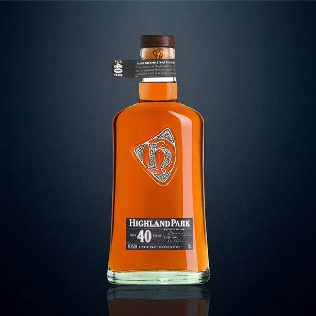 Highland Park 40 Year Old (Limited stock allocation, email for enquiry)