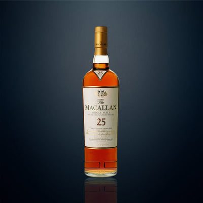 The Macallan Sherry Oak 25 Years Old (Out of stock, email for enquire)