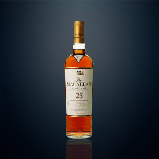 The Macallan Sherry Oak 25 Years Old (Limited stock allocation)