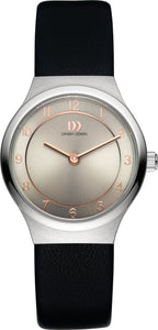 Bronze and Rose Gold Ladies Watch