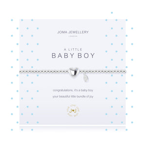 A Little Baby Boy Bracelet