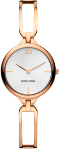 Rose Gold Ladies Bracelet Watch