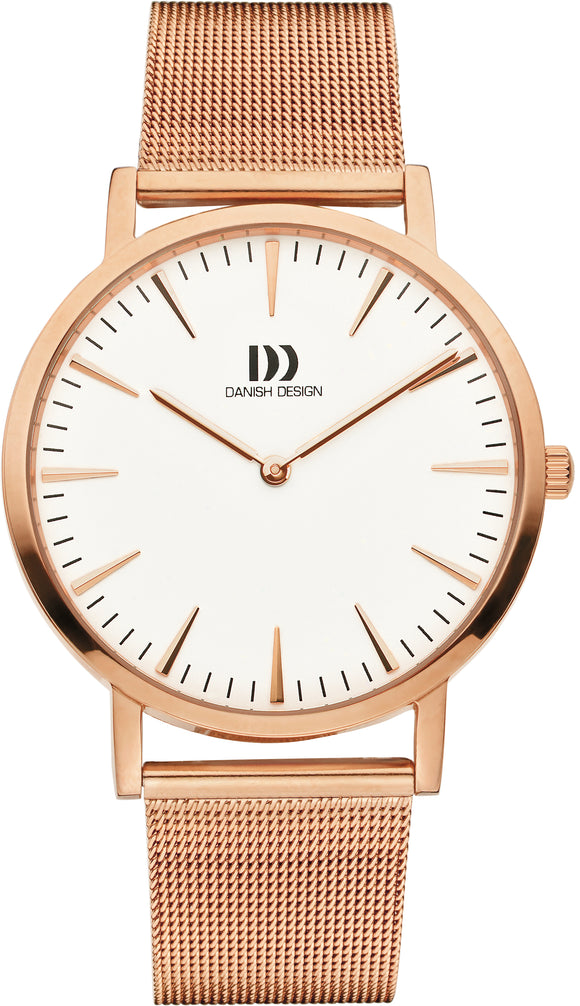 Rose Gold Mens Watch