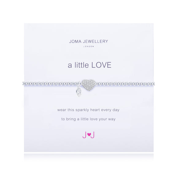 A Little Love Bracelet (crystal)