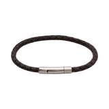 Thin Leather Bracelet