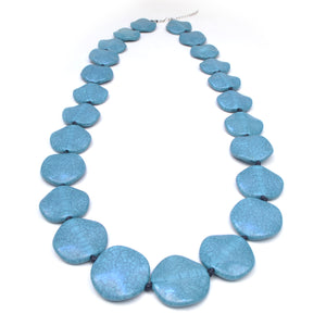 Riri Long Turquoise Necklace