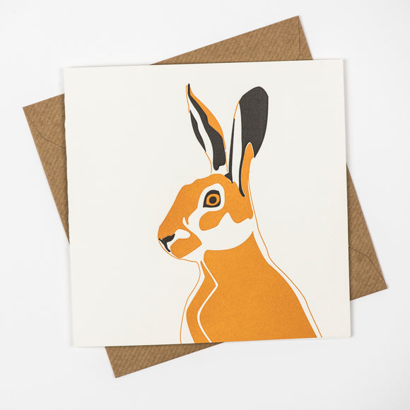 Luxury Wild Card - Hare