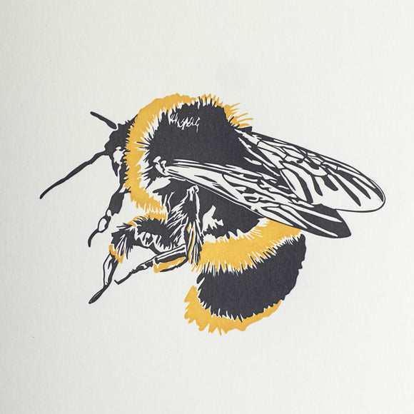 Luxury Wild Card - Bee