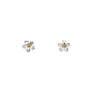 Mini Daisy Stud Earrings