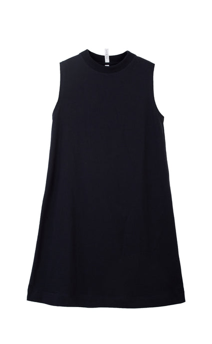 The Lea dress - Dark blue