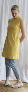 The Lea dress - Yellow