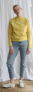 The Nor sweater - Yellow