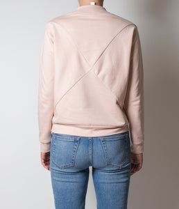 The Nor sweater - Powder pink